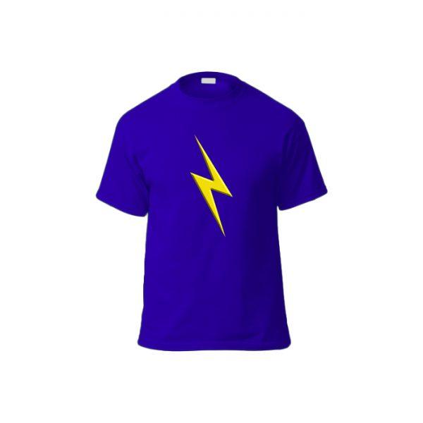 Lightning Flash Tee BLUE